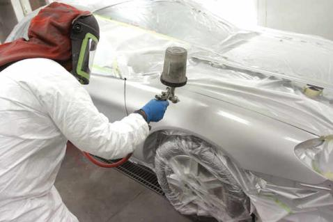 Skilled Artisan Auto Painters Auto Paint And Body Shop